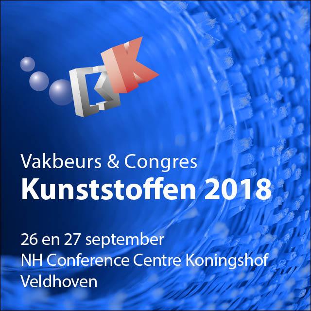 Vakbeurs & Congres: Kunststoffen 2018